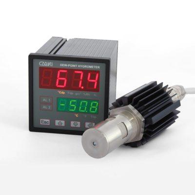 Miernik wilgotności gazów z chłodzonym lustrem CMH-10