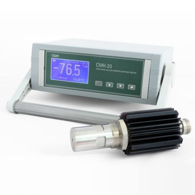 Dewpoint hygrometer with chilled mirror type CMH-20