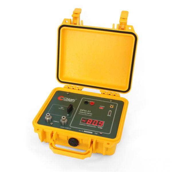 Dewpoint portable hygrometer type DPH-31