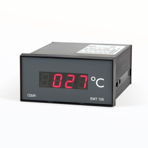 Tablicowy miernik temperatury EMT-100 (wyjście napięciowe)