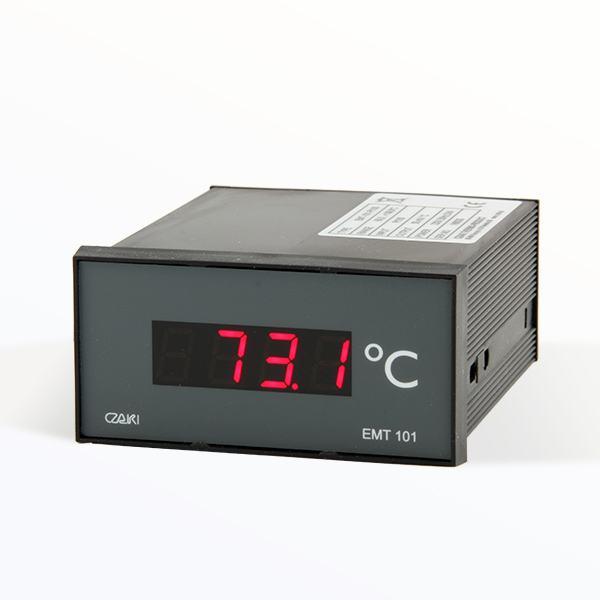 Tablicowy miernik temperatury EMT-101 (wyjście napięciowe)