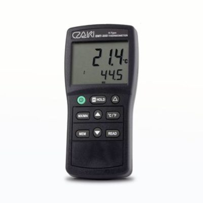 EMT-300 Portable thermometer for K-type thermocouple sensors