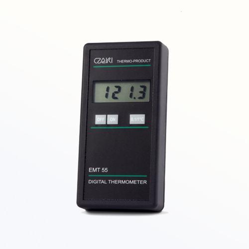 Bateryjny miernik temperatury EMT-55 (dla Pt100) - DIN-545 (opcja)
