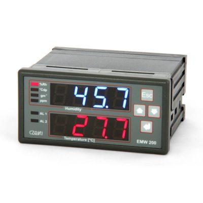 Miernik wilgotności i temperatury gazów EMW-200