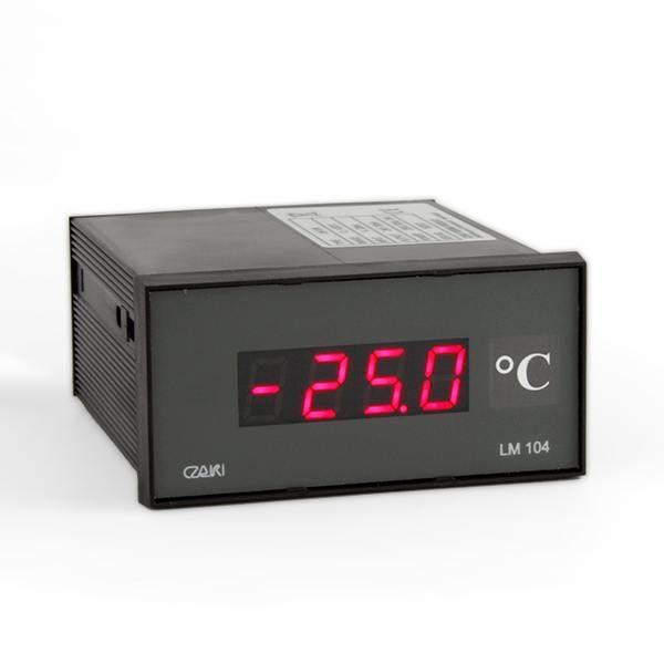 Monitor procesu LM-104 (wbudowany zasilacz 24VDC/30mA)