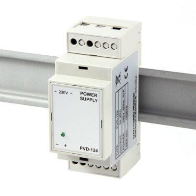 Zasilacz napięcia stałego PVD-124 (24VDC/50mA)