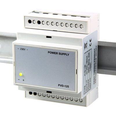 Zasilacz napięcia stałego PVD-125 (24VDC/180mA)