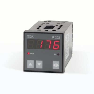 R-202 Temperature controller (on/off with hysteresis control characteristic)