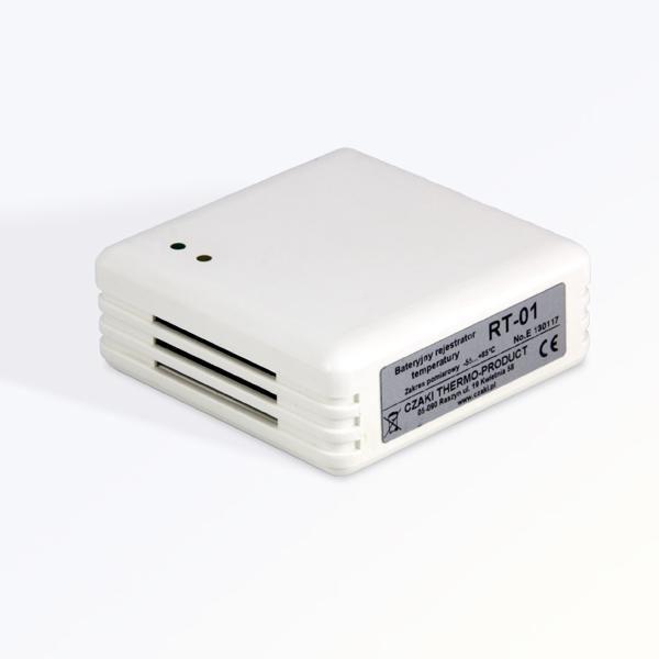 Rejestrator temperatury RT-01