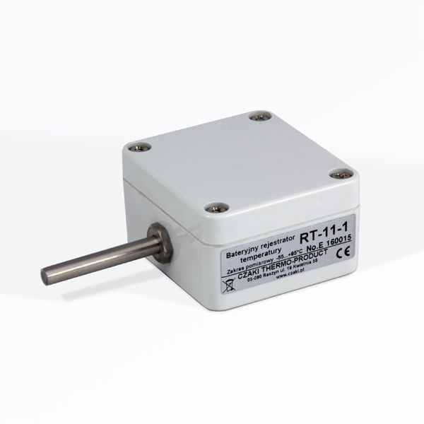 RT-11-1 Ambient temperature logger