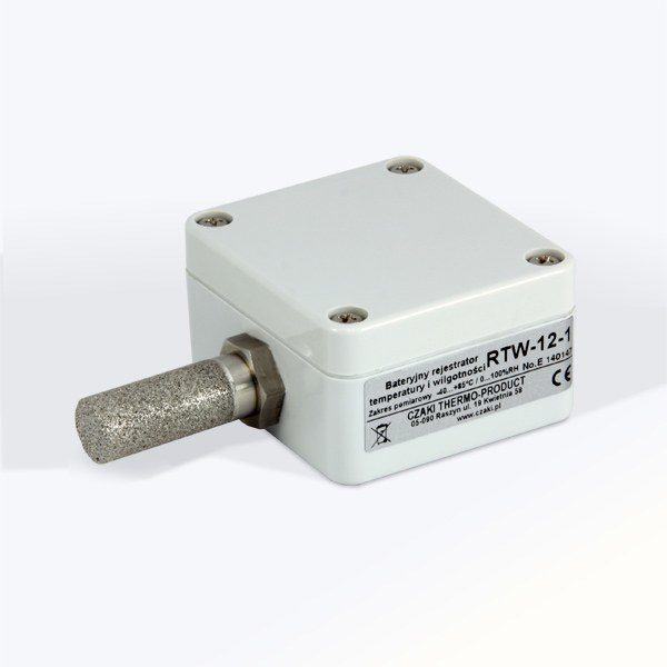 RT-11-2 battery temperaure and humidity logger