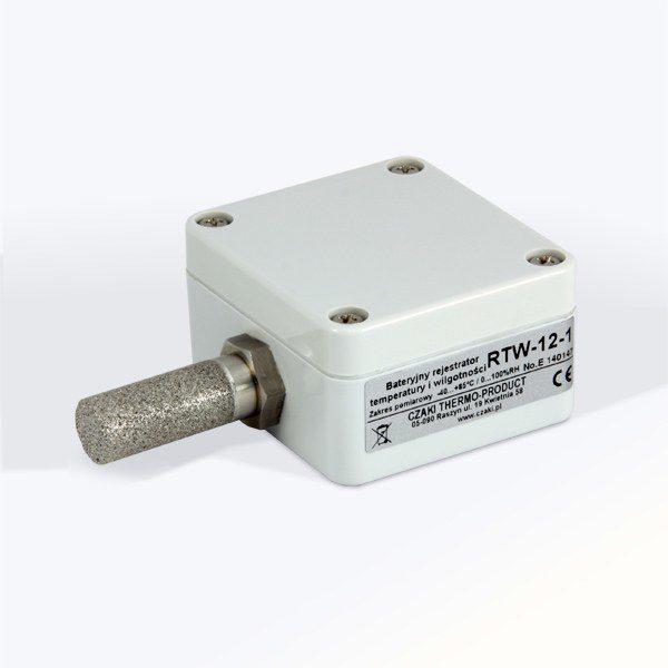 Rejestrator temperatury i wilgotności powietrza RTW-12-1
