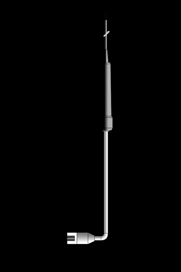 Czujnik temperatury TP-126, sprężysty termoelement