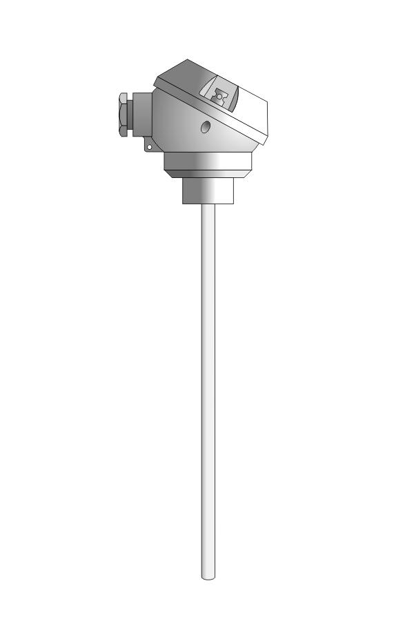 Czujnik temperatury TP-461_463 (Pt100, płaszczowy)