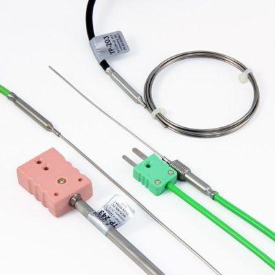 Universal temperature sensors