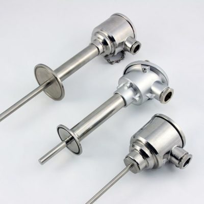 Temperature sensors for food industry