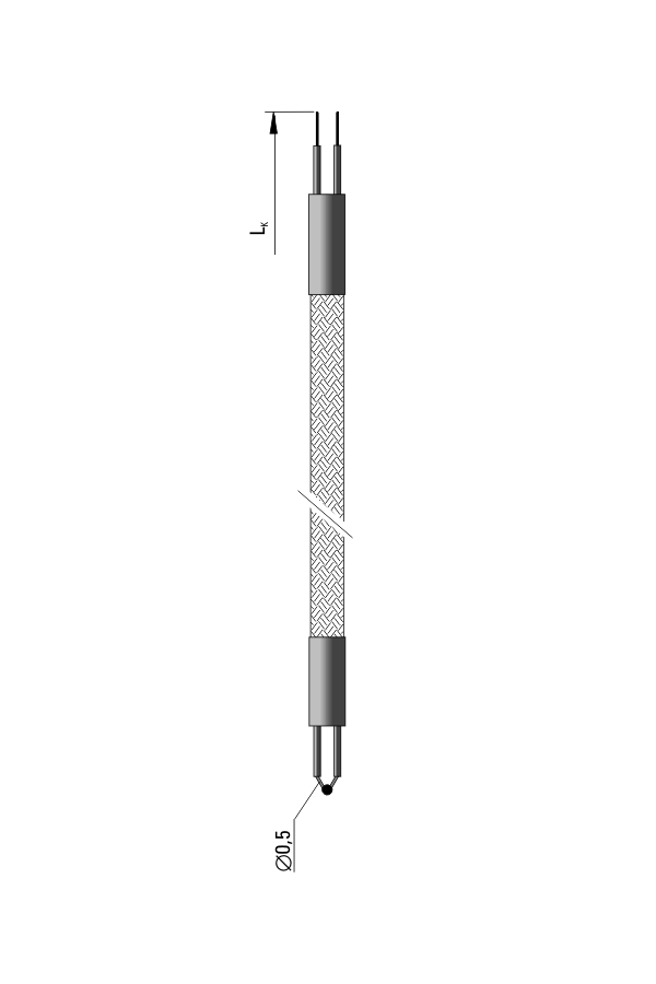 Temperature sensor TP-391