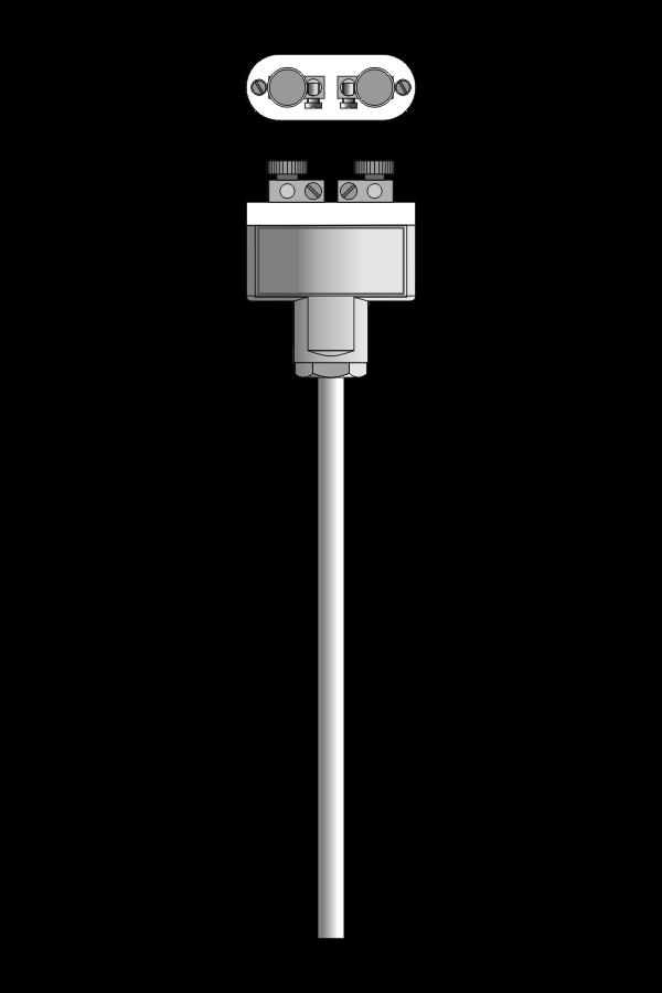 Temperature sensor TP-406_408