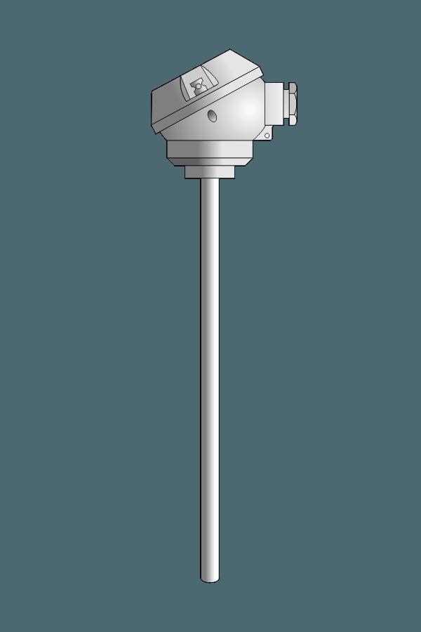 Czujnik temperatury TP-431_434 (termoelement płaszczowy)