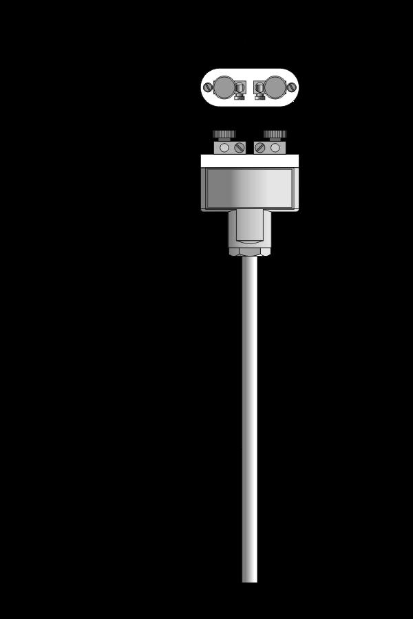 Temperature sensor TP-435_438