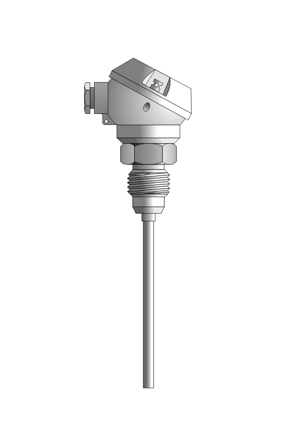 Czujnik temperatury TP-488 (złącze higieniczne, Pt100)