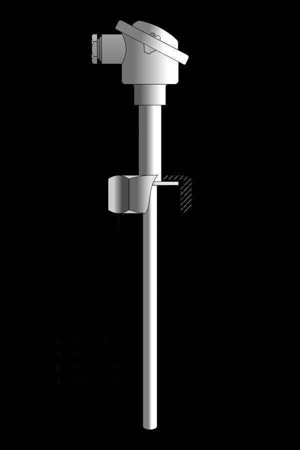 Temperature sensor TP-521_524