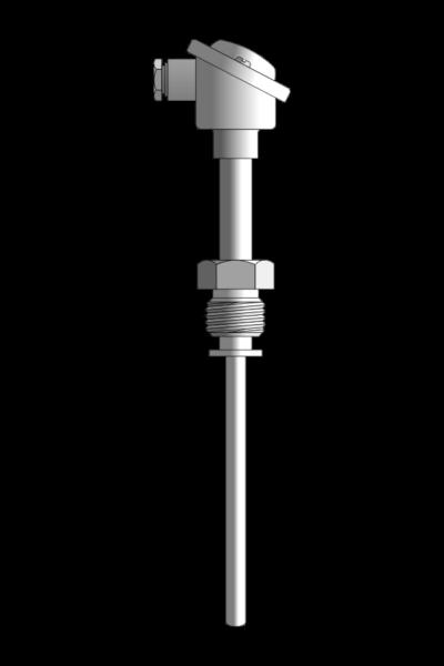 Czujnik temperatury TP-531_534 (Pt100 lub termoelement płaszczowy)