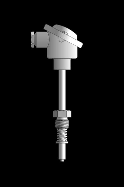 Czujnik temperatury TP-535 (powierzchnia łożysk, tulei, walców)