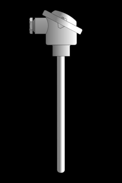 Czujnik temperatury TP-651_652 (wymienny wkład pomiarowy)