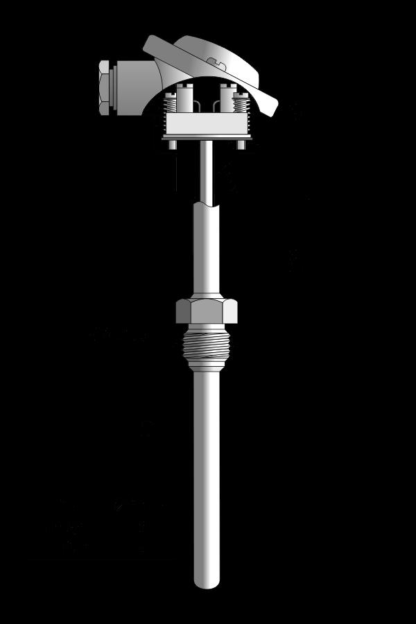 Temperature sensor TP-661_662