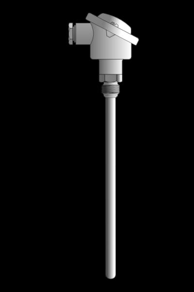 Czujnik temperatury TP-681_684 (wymienny wkład pomiarowy)
