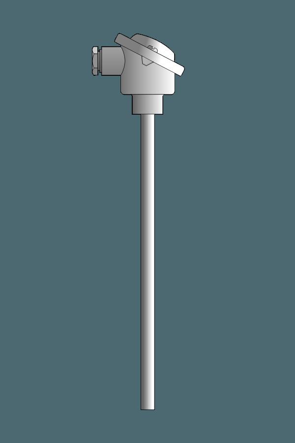 Czujnik temperatury TP-691 (żaroodporny)