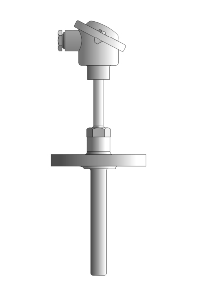 Czujnik temperatury TP-903 (do 40 MPa)