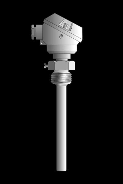 Czujnik temperatury TP-981_984 (instalacje CO)
