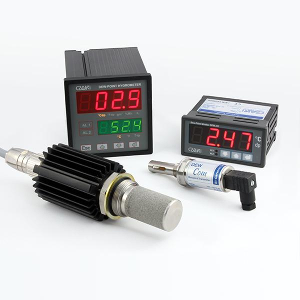 Dewpoint hygrometers and transmitters
